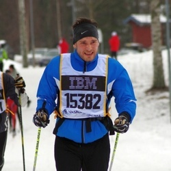 Skiing 90 km - André Forsman (15382)