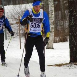Skiing 90 km - Björn Schilobolski (5075)