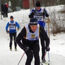 Skiing 90 km - Adam Rohr (12474)
