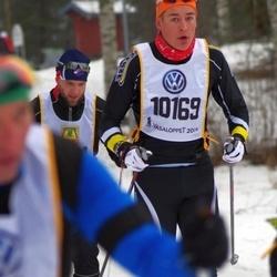 Skiing 90 km - Aslak Svarva (10169)