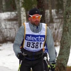 Skiing 90 km - Carl-Gustaf Österberg (8381)