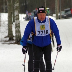 Skiing 90 km - Are Bråthen (7718)