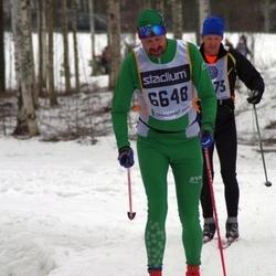 Skiing 90 km - Fredrik Danielsson (6648)