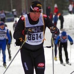 Skiing 90 km - Anders Degselius (8614)