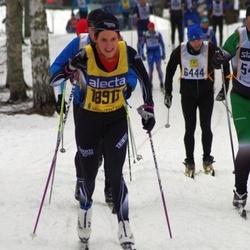 Skiing 90 km - Åsa Wiklund (18913)