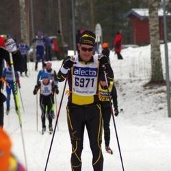 Skiing 90 km - Jan-Olof Furehed (6971)
