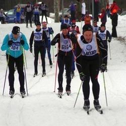 Skiing 90 km - Örjan Sternemo (6064), Dominic Mcaleenan (14010)