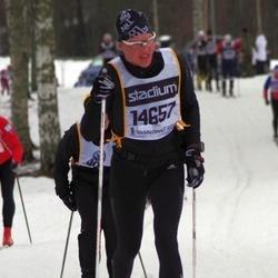Skiing 90 km - Henrik Tullborg (14657)