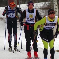 Skiing 90 km - Anders Andersson (8391), Henrik Näslund (12483)