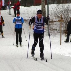 Skiing 90 km - Anders Nielsen (7880)
