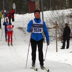Skiing 90 km - Christian Trumstedt (9538)