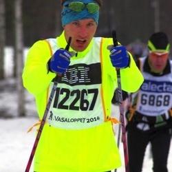 Skiing 90 km - Christian Kleihs (12267)