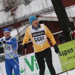 Skiing 90 km - Hynek Tyl (6666)