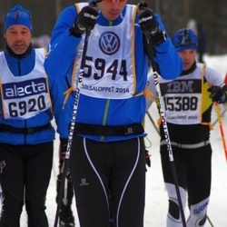 Skiing 90 km - Anders Andersson (5944)