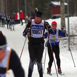 Skiing 90 km - Anders Rynnel (10853)