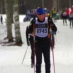 Skiing 90 km - Bjarne Mattsson (8743)