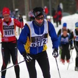Skiing 90 km - Elias Lennartsson (6372)