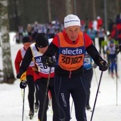 Skiing 90 km - Jan-Åke Rosenqvist (30187)