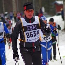 Skiing 90 km - Anders Dahlberg (8634)