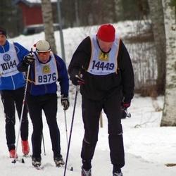Skiing 90 km - Lennart Klingberg (8976), Henrik Rydberg (14449)