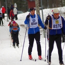 Skiing 90 km - Aleksander Ekeberg (10144)