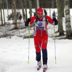 Skiing 90 km - Christian Friman (13030)