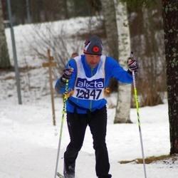 Skiing 90 km - Christer Nikolausson (12847)