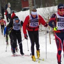 Skiing 90 km - Miloslav Smida (7962), Christian Johansson (7987)