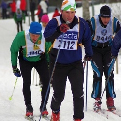 Skiing 90 km - Anders Andersson (7112)