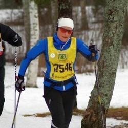 Skiing 90 km - Elfi Rose (17546)