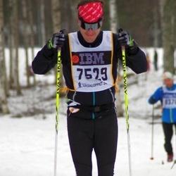 Skiing 90 km - Andreas Flemmer (7529)