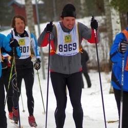 Skiing 90 km - Dirk Ronneburg (8969)