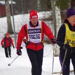 Skiing 90 km - Janne Wikström (13636)