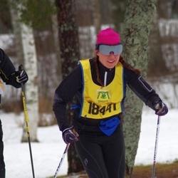 Skiing 90 km - Jennie Dahl (18441)