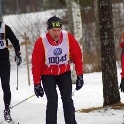 Skiing 90 km - Anders Svensson (10049)