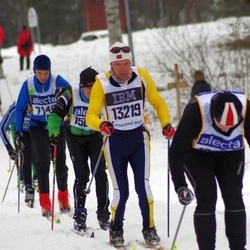 Skiing 90 km - Donato Charrance (13219)