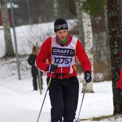 Skiing 90 km - Dennis Andersson (12751)