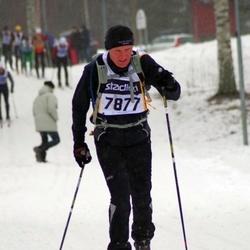 Skiing 90 km - Erling Svela (7877)