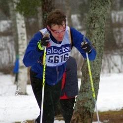 Skiing 90 km - Fredrik Unger (5616)