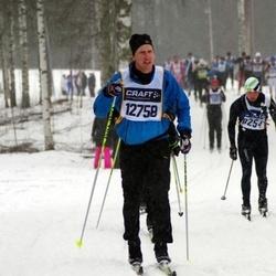 Skiing 90 km - Henrik Wennström (12758)