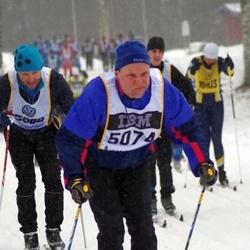 Skiing 90 km - Emil Löthgren (5074)
