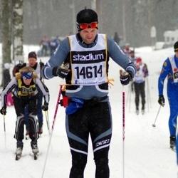 Skiing 90 km - Alexander Kjellgren (14614)