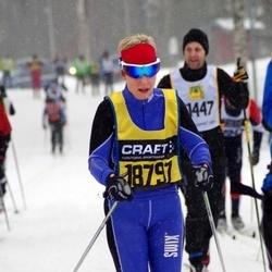 Skiing 90 km - Camilla Nynäs (18797)