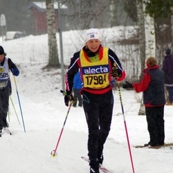 Skiing 90 km - Åsa Gadler (17984)