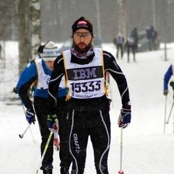 Skiing 90 km - Adam Graffman (15333)