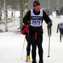 Skiing 90 km - Daniel Rosendahl (7979)