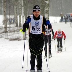 Skiing 90 km - Anders Bennrup (15155)