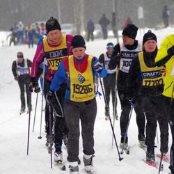 Skiing 90 km - Jennifer Gull (19286)