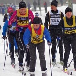 Skiing 90 km - Henrik Dennbrink (10617)