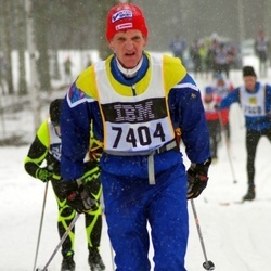 Skiing 90 km - Anders Nordeman (7404)